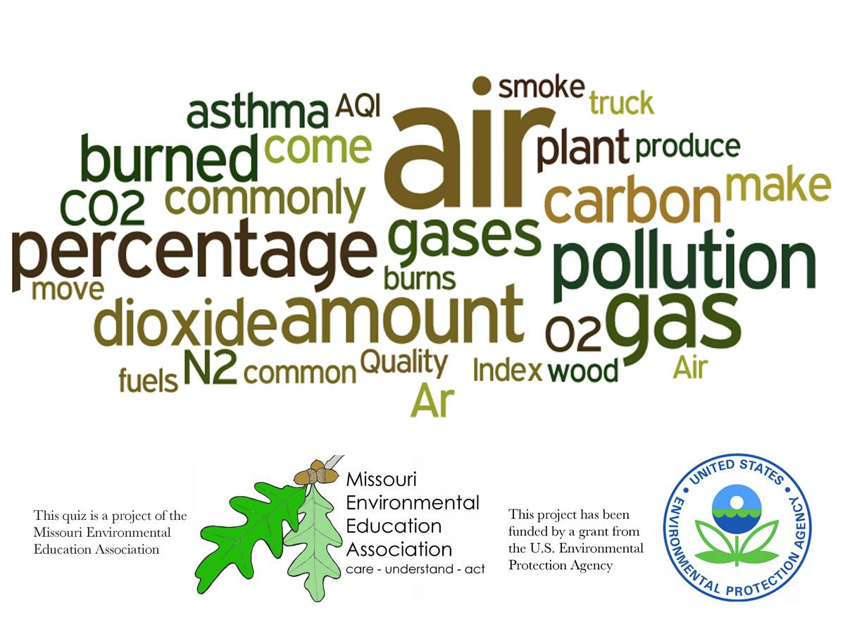 Upper Elementary Environmental Literacy - Air Pollution