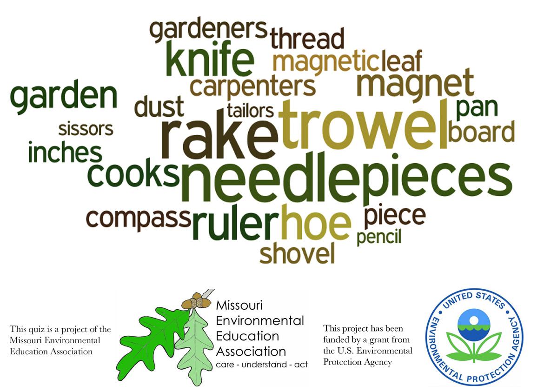 Early Elementary Environmental Literacy - Technology, Tools, Skills