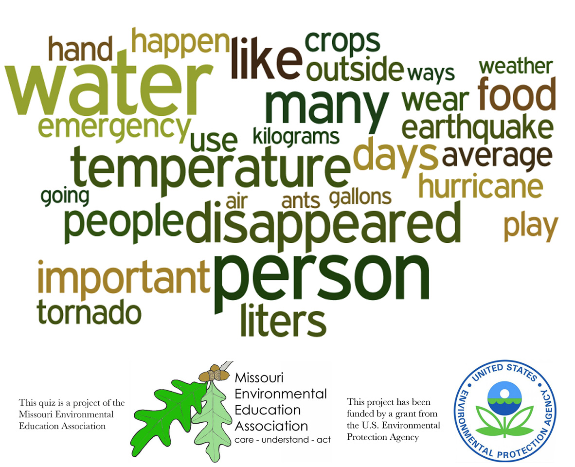 Upper Elementary Environmental Literacy - Critical Resources