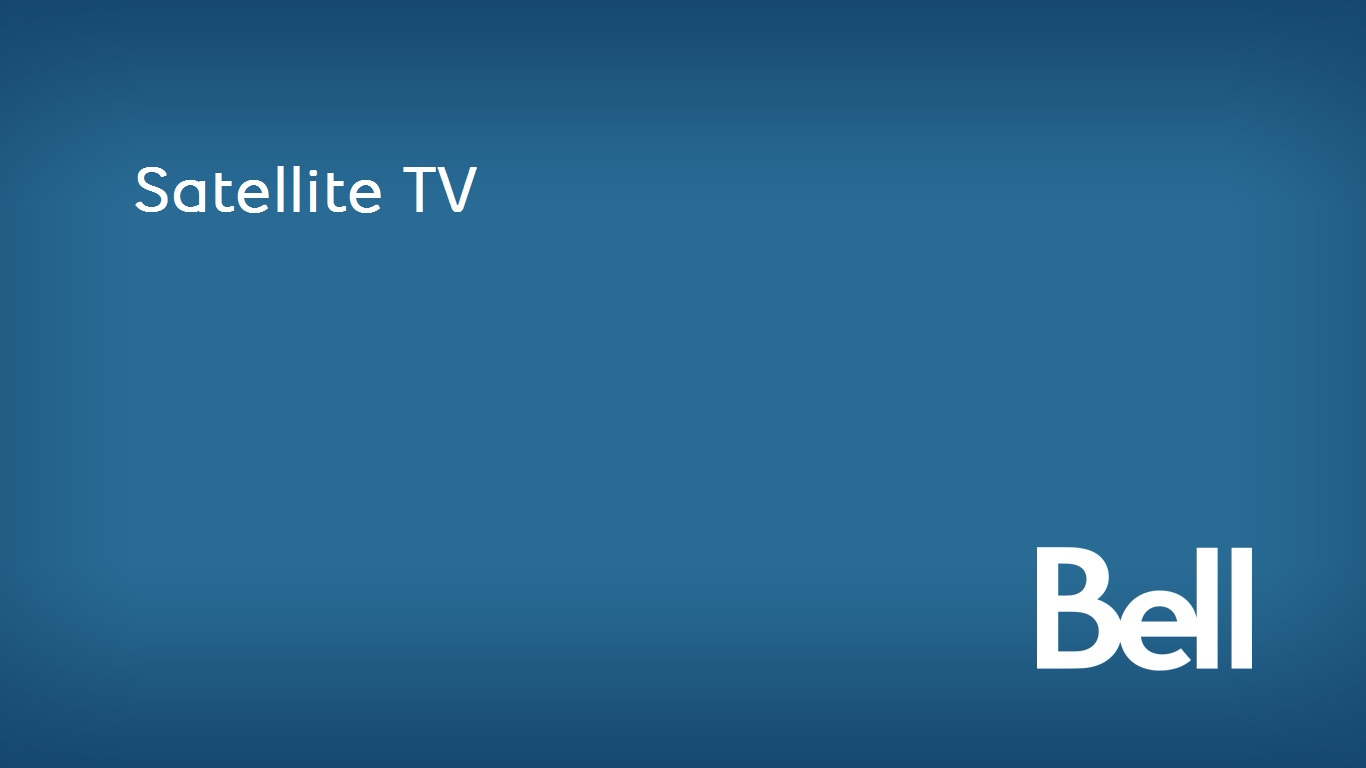 English - Main Test - Satellite TV
