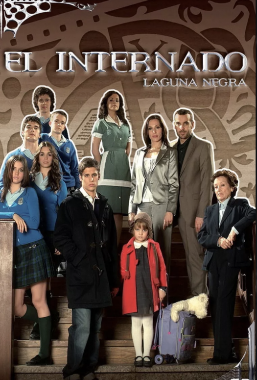 """El Internado: Laguna Negra"" Episodio 1"