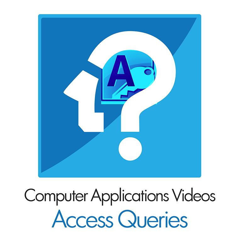SAMPLE Access Queries
