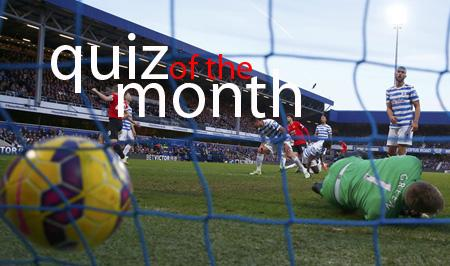 Quiz Of The Month | January 2015