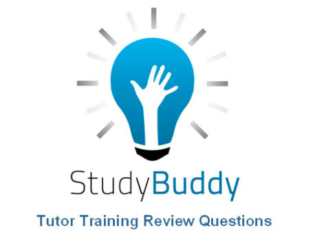 What Do You Know About Study Buddy Tutoring Services? Trivia Quiz