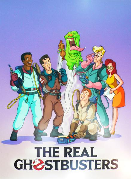 The Real Ghostbusters Quiz, by 4th A and B Morumbi