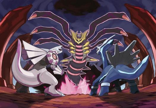 Find Out What Legendary Pokemon Are You?
