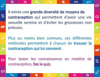 Vrai Ou Faux Sur La Contraception