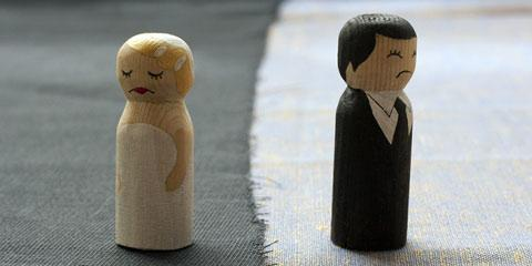 Divorce Quiz - Is Your Marriage on The Rocks?
