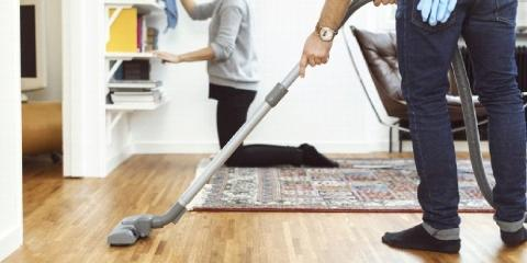 Are You Negotiating Chores With Your Spouse?