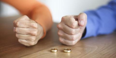 Find Out If You Are Heading For A Divorce Quiz