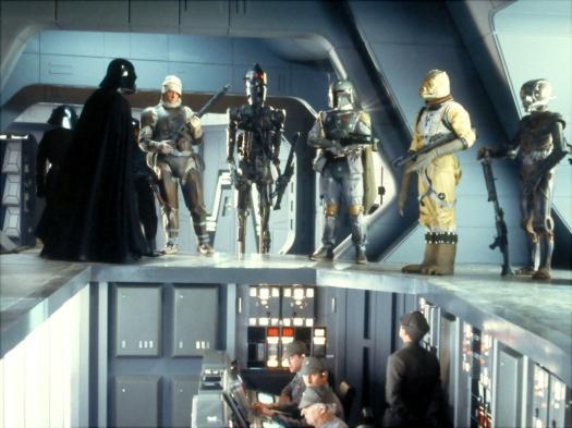 Star Wars Bounty Hunters Quiz