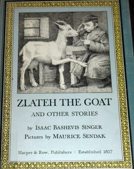 Zlateh The Goat And Other Stories Quiz