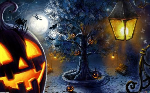 Where Should You Spend Halloween Night?