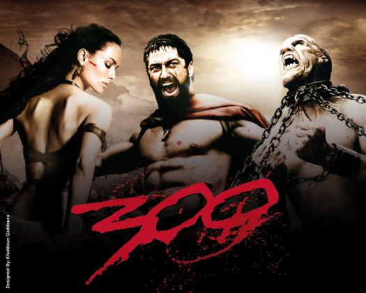 Have You Watched 300 Movie?