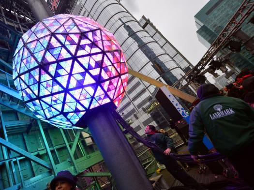 The New Years Eve Ball