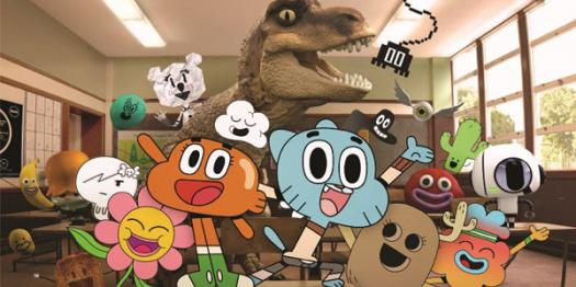 The Love The Amazing World Of Gumball