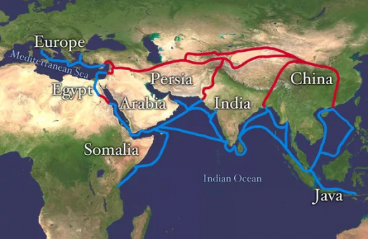 How Well Do You Know Sea Route To India?
