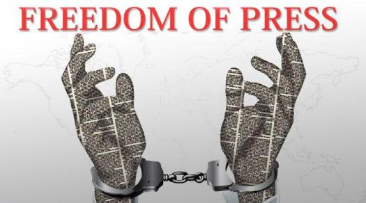 Freedom Of The Press: How Much Do You Know?