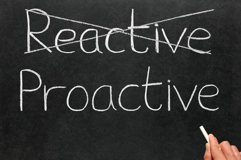 Image result for be proactive