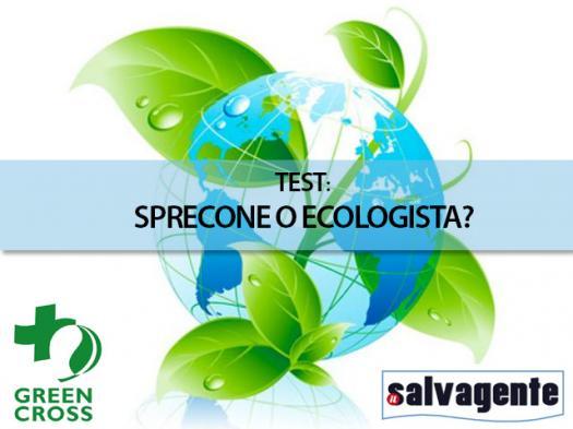 Test: Sprecone O Ecologista?