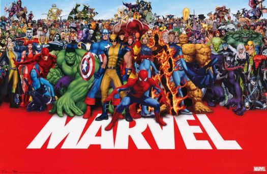 Seberapa Jauh Pengetahuanmu Tentang Marvel ?
