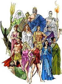 Which Greek God Or Goddess Are You? Mythology Quiz