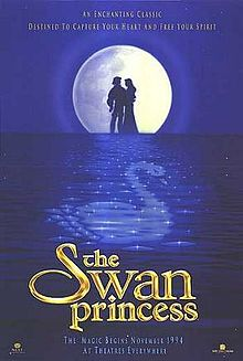 Have You Seen The Swan Princess?