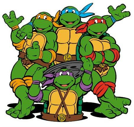 Which Ninja Turtle Are You?