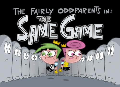 Fairly Odd Parents Characters