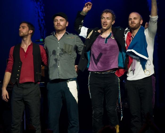 Test Your Knowledge On Popular Coldplay Songs!