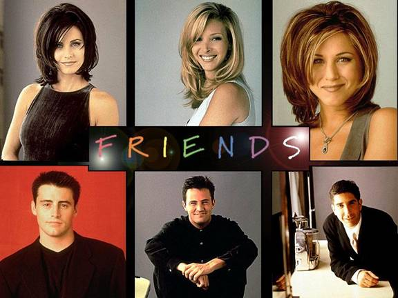 Take This Quiz To Find Out Which Friends Character You Are!