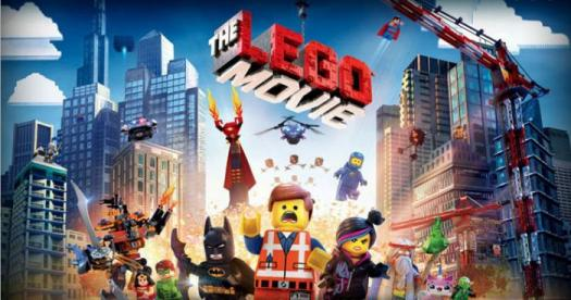 """Which """"Lego Movie"""" Character Are You?"""