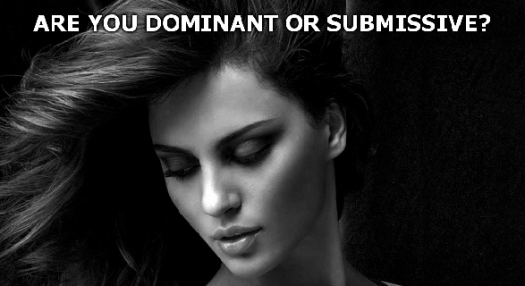 Dominant or submissive quiz