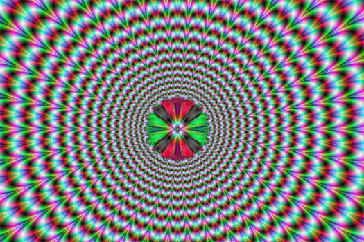Are You That Good In Optical Illusion Games?