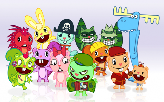 "Which ""Happy Tree Friends"" Character Are You?"