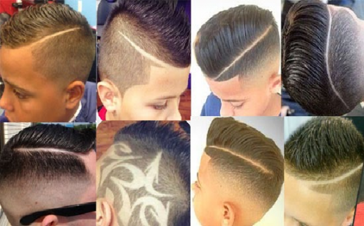 How Many Boys Hairstyle Do You Know Proprofs Quiz