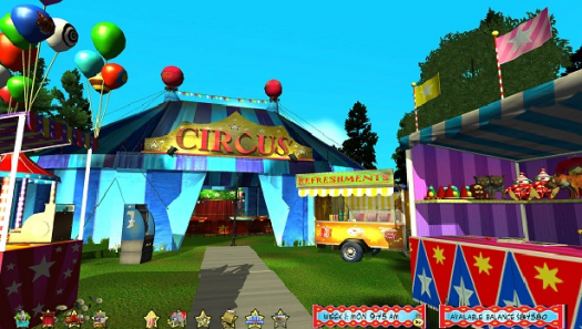 What Attraction Would You Be At The Circus?