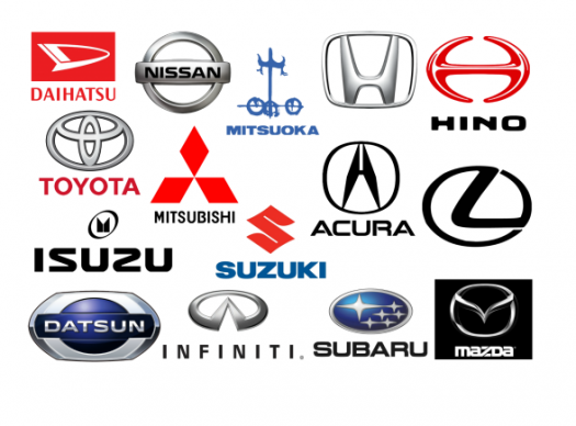 Can You Guess These Car Brand Names?