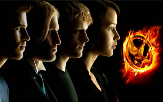 The hunger Games, Which Character Would You Be?