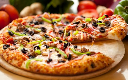 What Pizza Flavor Best Describes You?
