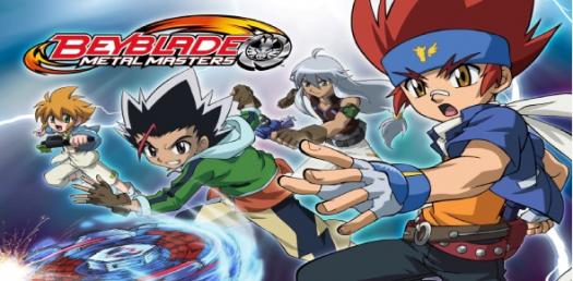 Which Beyblade Character Are You?
