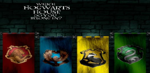 Which Hogwarts House Do You Belong To? Quiz