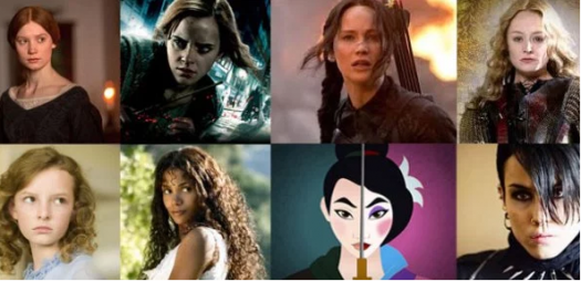 Which Powerful Fictional Women Do You Resemble Most?