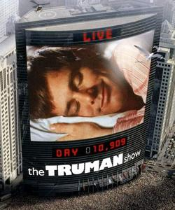 Which Character From The Truman Show Are You?