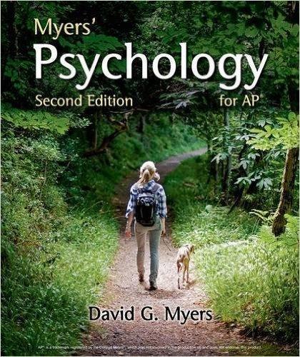 AP Psychology Unit 9 Practice Test