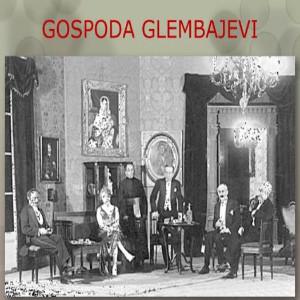 Gospoda Glembajevi, Miroslav Krleza