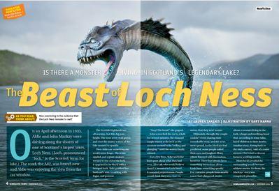 The Beast Of Loch Ness Quiz