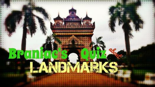 Famous Landmarks!