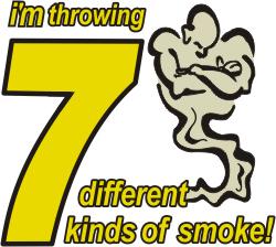 The 7smoke Quiz