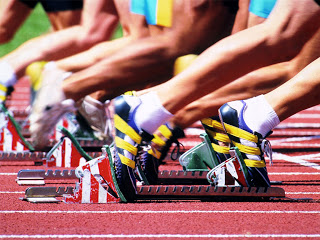 Teste De Atletismo